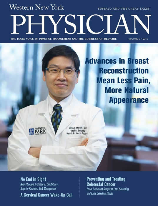 WNY Physician Advances in Breast Reconstruction Mean Less Pain, More Natural Appearance