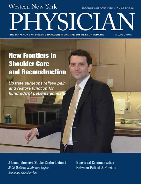 New Frontiers in Shoulder Care and Reconstruction