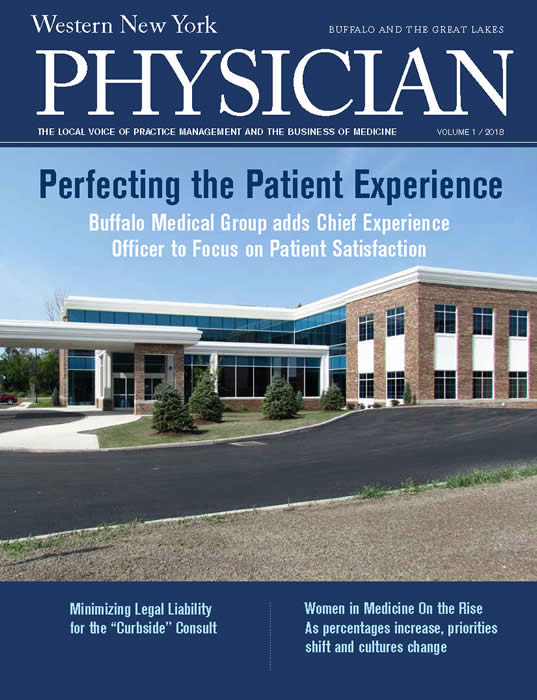 Western NY Physician Buffalo - Perfecting the Patient Experience