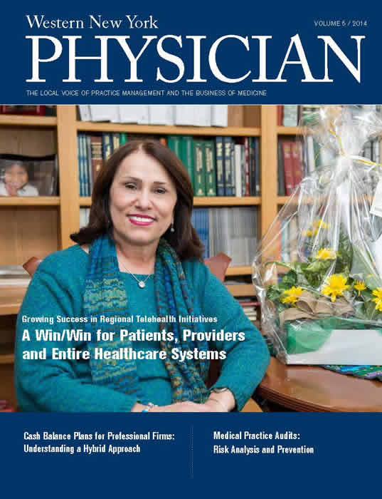 Western NY Physician Magazine Vol 5 2014