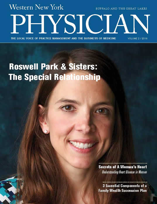 WNY Physician Magazine Buffalo Vol 2 2015