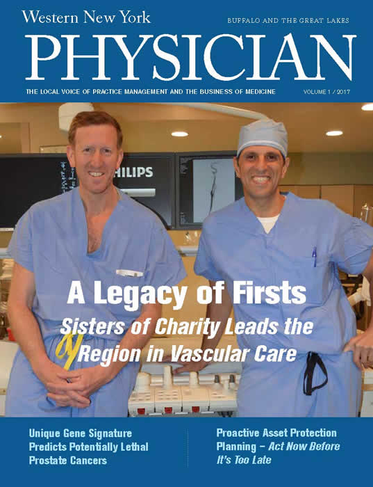 Sisters of Charity Leads the Region in Vascular Care